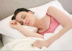 Get sufficient rest and sleep