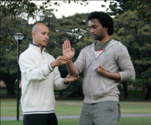 Learning with Sifu Wan