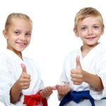 Benefits of kung fu for children and teenagers