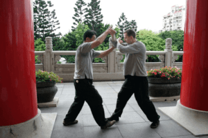 internal Kung fu for seniors